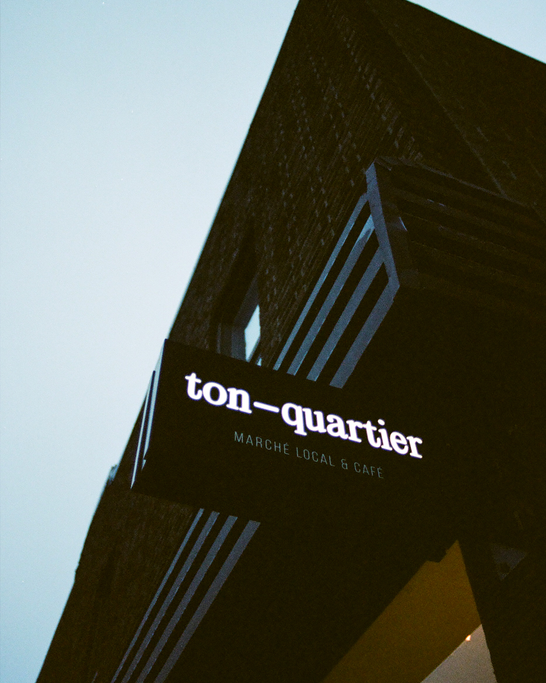 ton-quartier | The opening